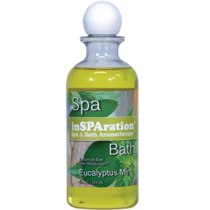 229X: Fragrance, Insparation Liquid, Eucalyptus Mint, 9oz Bottle