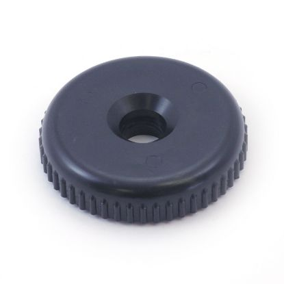 "602-3611: Cover, Diverter Valve, Waterway, 2""FBT Cal Spa/Dynasty, Black"