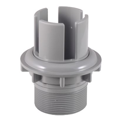 "6540-142: Adapter Fitting, Filter Suction, Sundance, Filter Pipe w/ Jam Nut, 2""MPT"