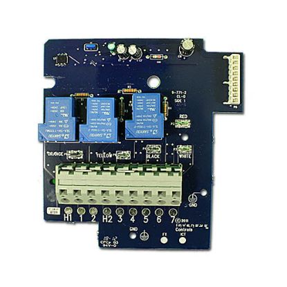 76071: Circuit Board, Hot Springs/Watkins, IQ2020 System Heater Relay Board, 3 Relays, 2009-Current