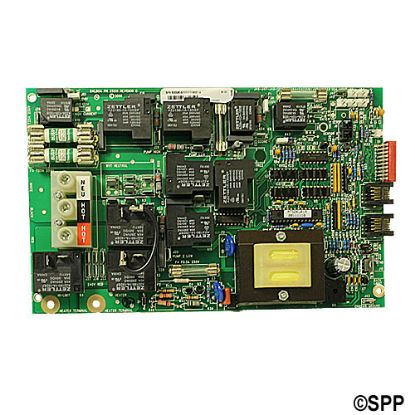 600-6284: Circuit Board, Marquis (Balboa), MTS2KUR1, 2000LE, M7, 8 Pin Phone Cable