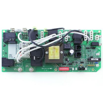 ELE09100236: Circuit Board, Cal Spa (Balboa), CS6300DVR1, VS513Z, 8 Pin Phone Cable