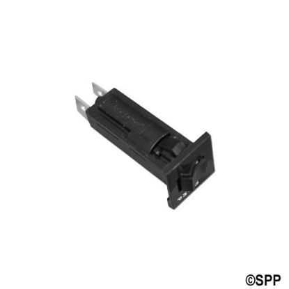 "440020-10: Circuit Breaker, Panel Mount, 10 Amp, 5/8"" x 1/2"""