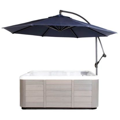 CVUMNV: Umbrella, CoverValet, Spaside w/Base, Navy