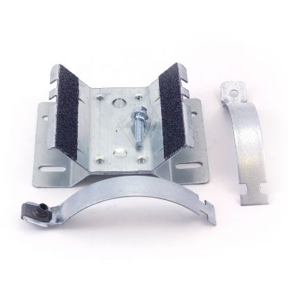 6000-532: Foot Bracket, Pump, Sundance Theramax/Theraflo 48-Frame Under-Chassis