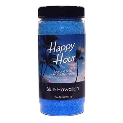 782: Fragrance, Insparation Happy Hour, Crystals, Hawaiian, 19oz Bottle