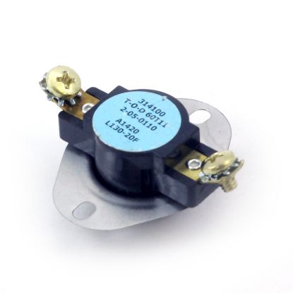 6000-093: Hi-Limit, Jacuzzi, Surface Mount, For All J-200 Series Heaters