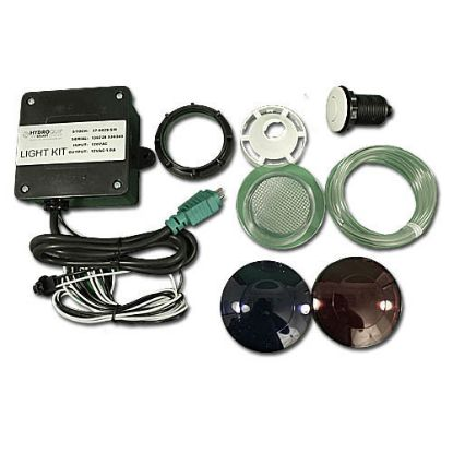 37-0029-SM: Light Kit, For 500/700 Unit, Includes, Button, Tubing, Wall Fitting & Lenses