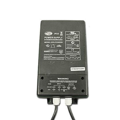 SPAPOWER9: Power Supply, 120/240V, 10 Amp @ 12VDC, 50/60Hz