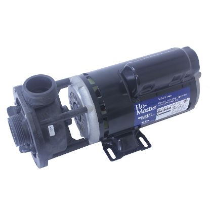 "02620000: Pump, Aqua-Flo FMCP, 2.0HP, CD, 48-Frame, 2-Speed, 230V, 8.4/3.0A,  1-1/2""MBT, Includes Unions"