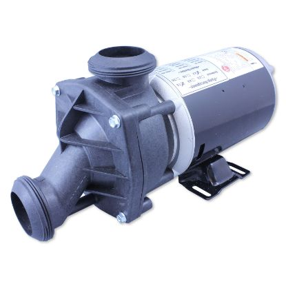 "2500-250: Pump, Jacuzzi J, .75HP, 230V, 5.7A, 1-Speed, 1-1/2"" Self Aligning, CD, 48-Frame"