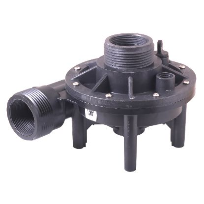"310-7830: Pump Wetend,WATERW,Spa-flo II,48YFr,SD,1.5HP,1-1/2""MBT In/Out"