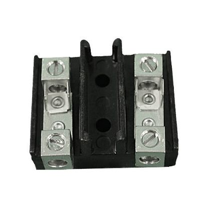 EB-320: Terminal Strip, 50 Amp, 2 Positions