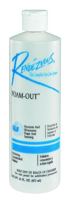 106405A: Water Care, Rendezvous, Foam Out, 16oz Bottle